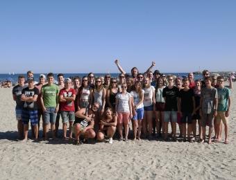 Gruppenbild_Strand